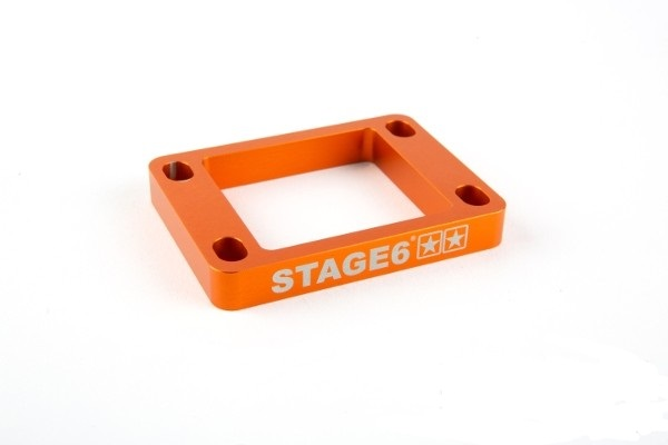 Spacer 10mm orange